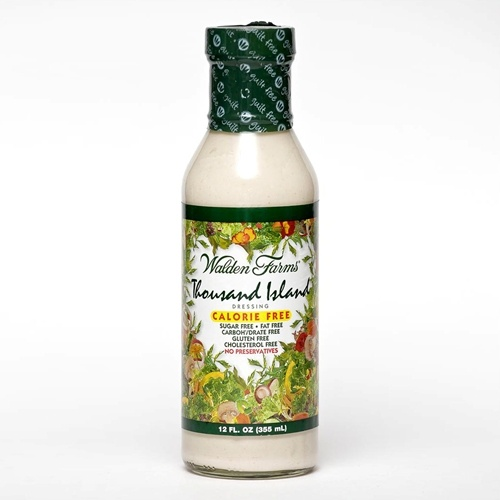 Walden Italian Kitchen: Specialty-oils-and-salad-dressings-walden-farms-thousand
