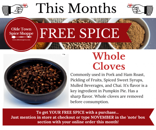 free cloves