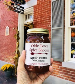apple butter for toast