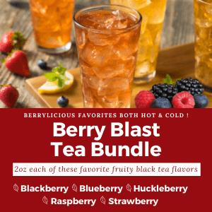 Berry Blast tea bundle