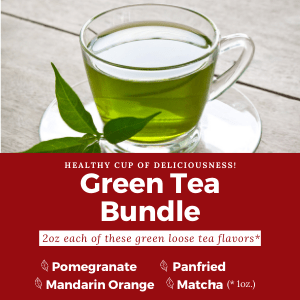 Green Tea Bundle
