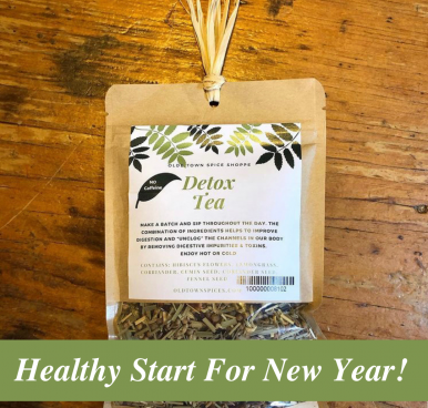 Healthy Start For New Year! (1)