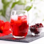 Hibiscus-Lemonade-Ice