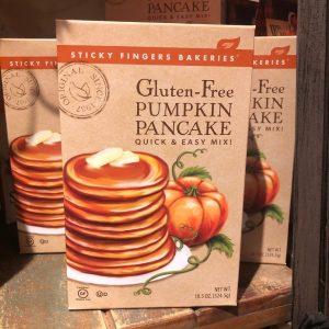Gluten Free Pumpkin Pancake